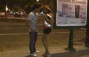 imagen prostituta real convencida para grabar un video